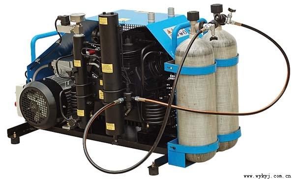 自动停机标准式MCH8/EM呼吸空气填充泵