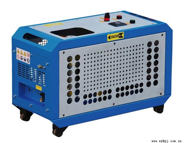 集成式全自动便携式MCH 6/ EMC呼吸空气填充泵
